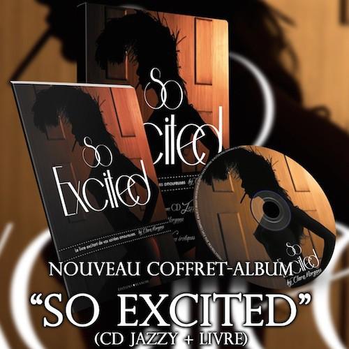 "Photos : Clara Morgane : gagnez son coffret-album ""So Excited"" !"