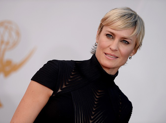 Robin Wright à Los Angeles le 22 septembre 2013