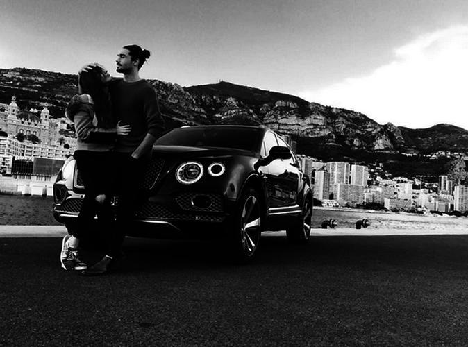 Julien Guirado et Martika : plus amoureux que jamais à Monaco !
