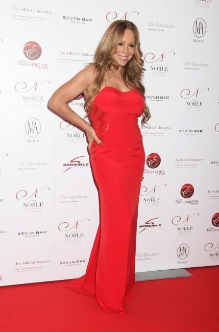 Mariah Carey sublime suite à son régime avec Jenny Craig !
