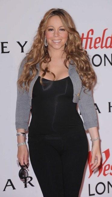 Mariah Carey toute mimi...