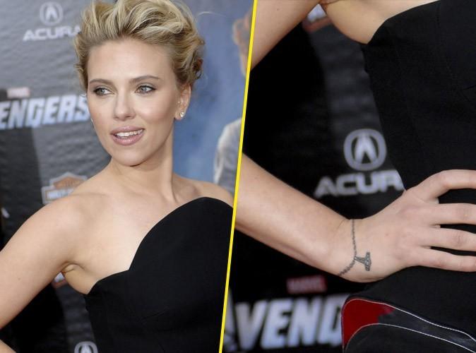 Photos : Scarlett Johansson : un nouveau tatoo clame son amour pour New York !