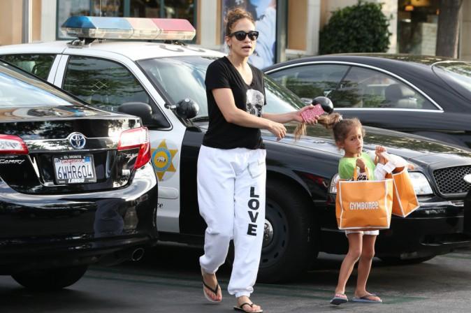 J-Lo et Emme font les magasins à Los Angeles