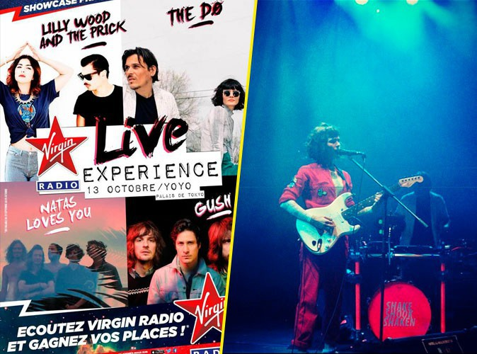 Photos : Virgin Radio Live Experience avec Lily Wood And The Prick, The Do, Gush et Natas Loves You : on y était !
