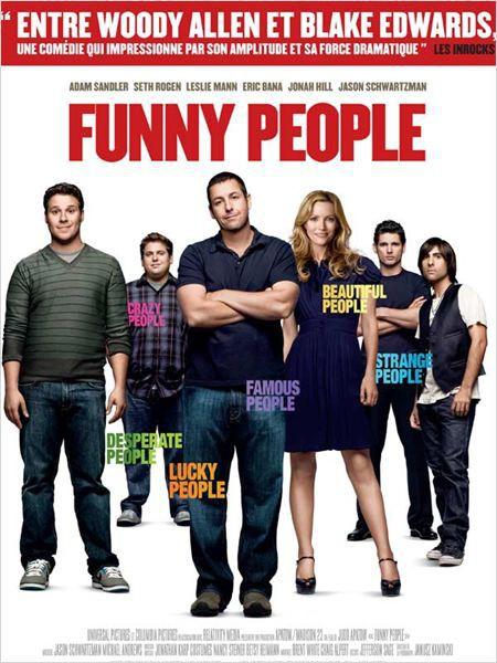 Funny People en 2009 de Judd Apatow