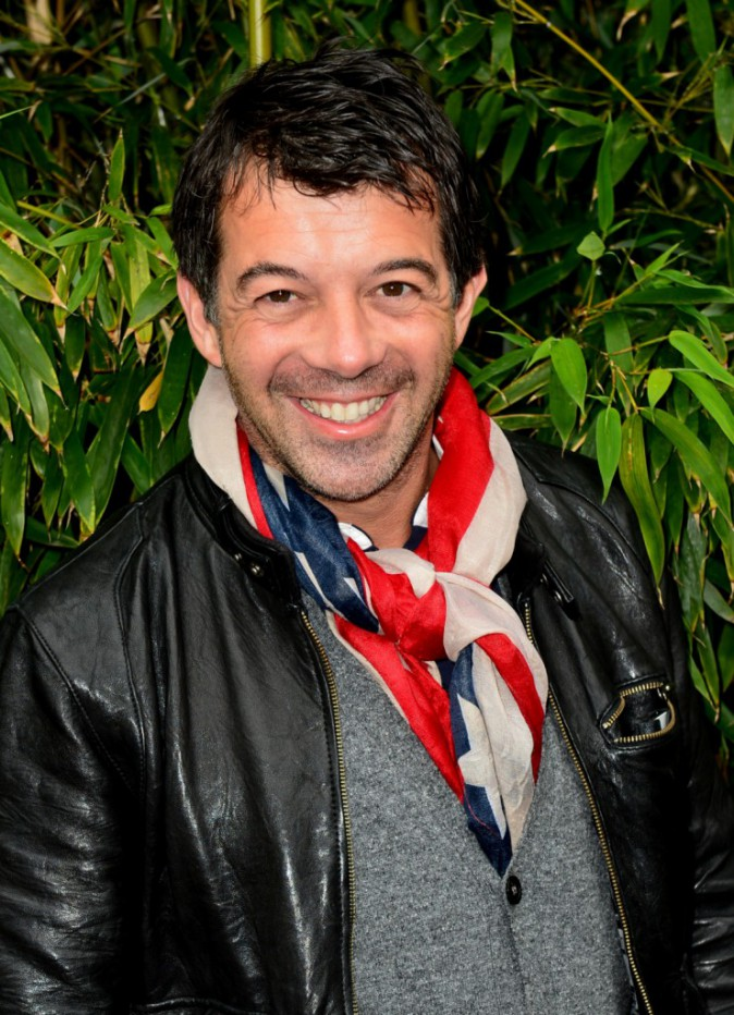 Janvier : Stéphane Plaza monte sur les planches