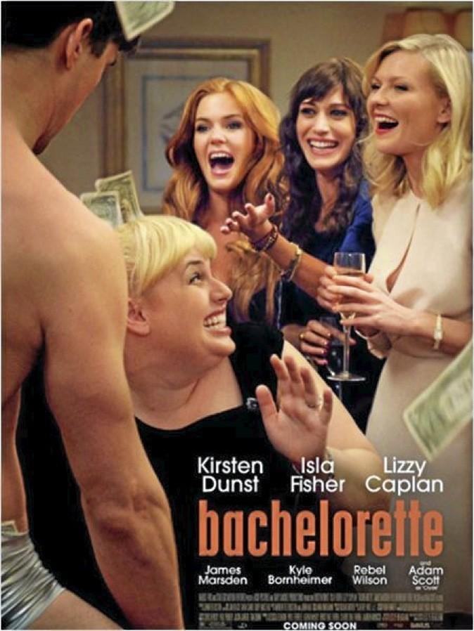 Bachelorette, le film girly à ne pas manquer !