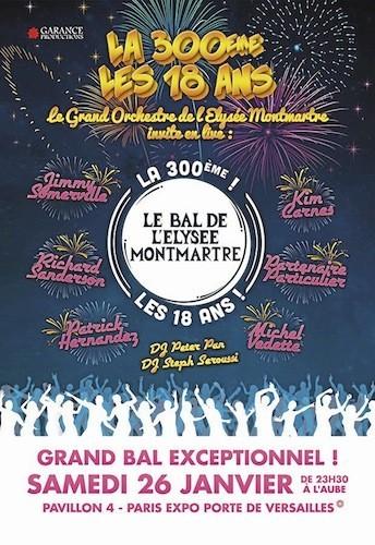 Parc des Expositions, Pavillon 4, Porte de Versailles, Paris 15e. Sur fnacspectacles.com. 24 €.