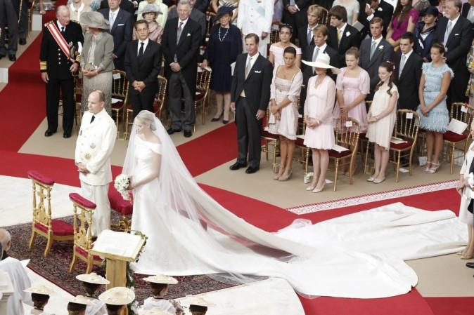 Charlène et le Prince Albert réunis
