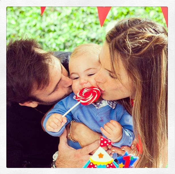 Alessandra Ambrosio : le premier anniversaire de son deuxième enfant en famille !