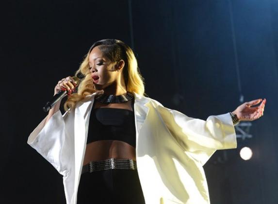 Rihanna en concert au Maroc !