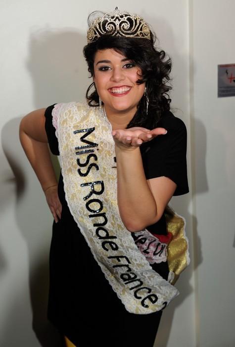 Découvrez Julia Castelli Miss Ronde France 2013 !
