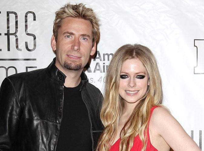 Avril Lavigne s'est mariée hier, à Cannes