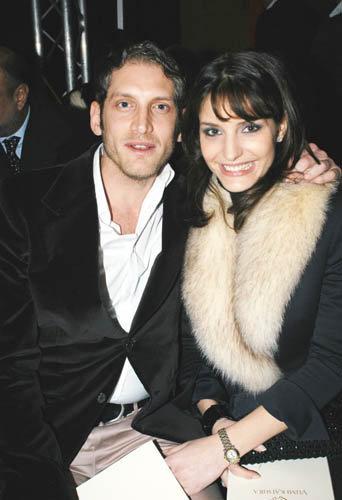Saison 1: Olivier Siroux et Alexandra Coulet