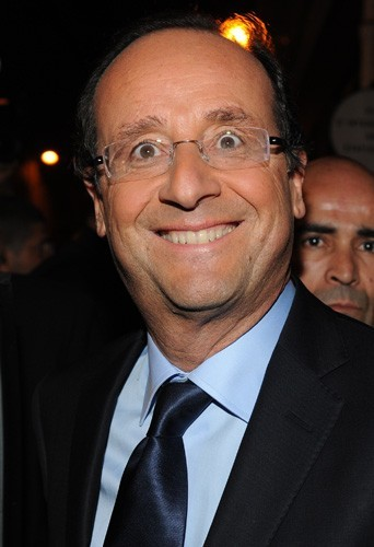 François Hollande : aura-t-il toujours le smile en mai prochain?