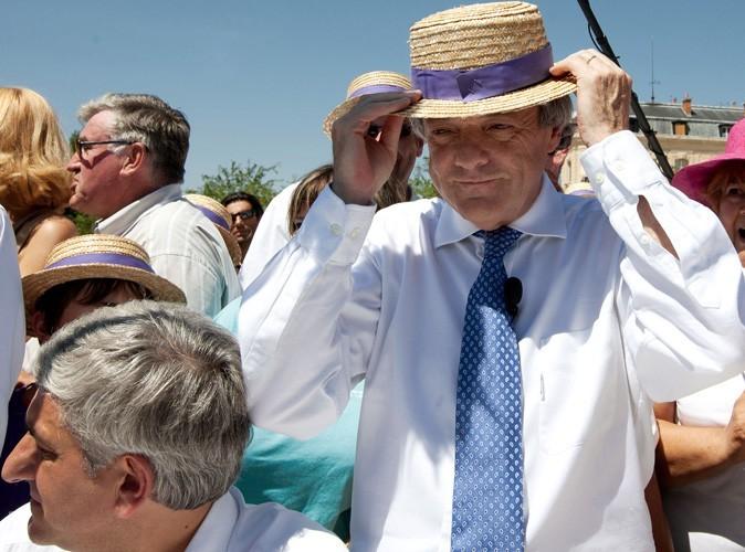 Jean Louis Borloo...qu'est ce qu'il y a sous ton grand chapeau?