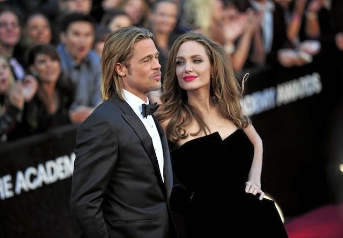 """Brad Pitt : """"Angelina Jolie est toujours une mauvaise fille…"""""""