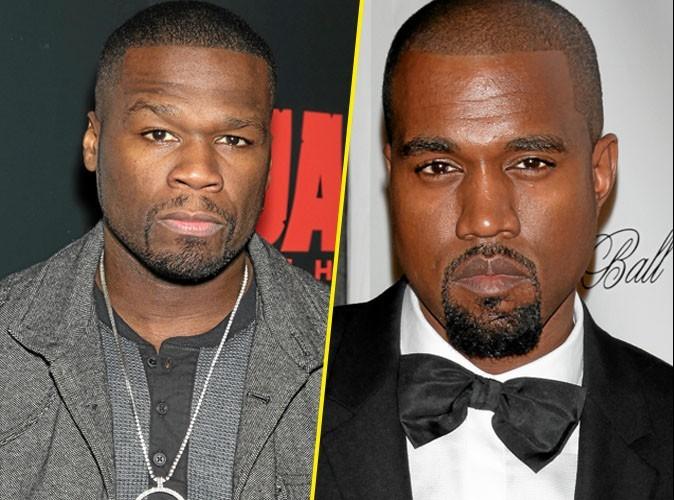 50 Cent VS Kanye West