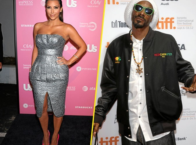 Snoop Dogg VS Kim Kardashian