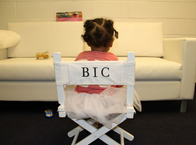 Beyoncé : Blue Ivy Carter est déjà fan de sa mère, elle danse comme elle !