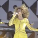 Complètement déchaînée Beyoncé !