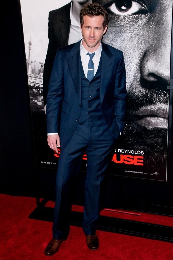 Ryan Reynolds est acteur canadien qui monte !