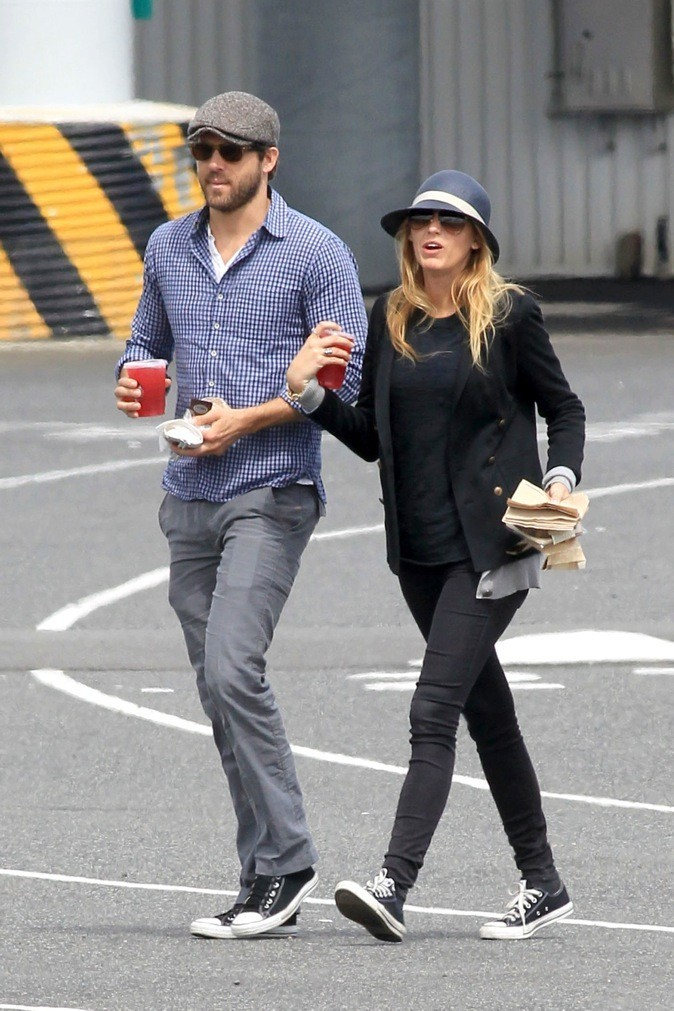 Ryan Reynolds et Blake Lively !