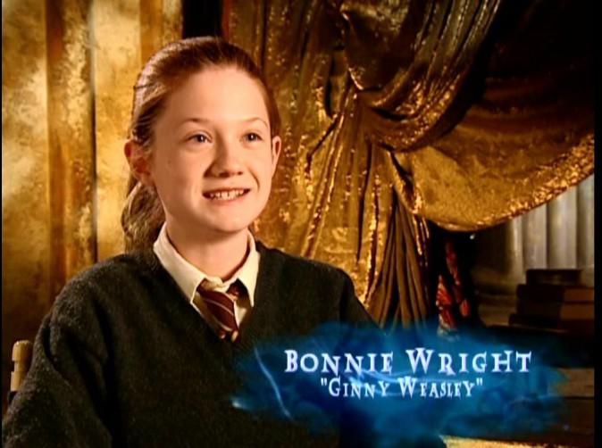 Bonnie Wright : la petite Ginny Weasley d'Harry Potter a bien changé !