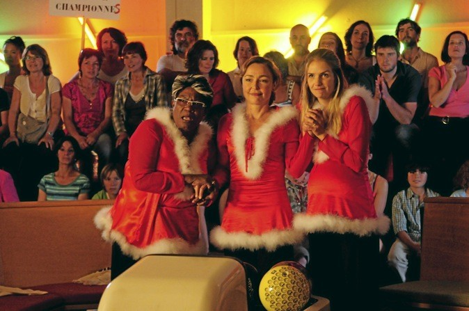 En mères Noel !