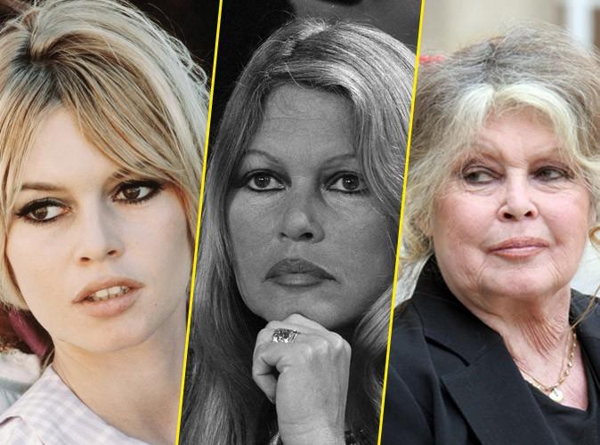 Brigitte Bardot au fil des ans