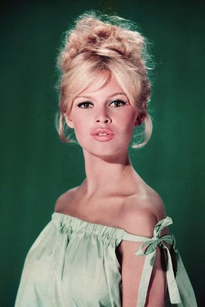 Brigitte Bardot en 1960