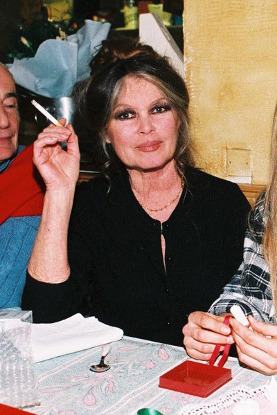 Brigitte Bardot en 1994