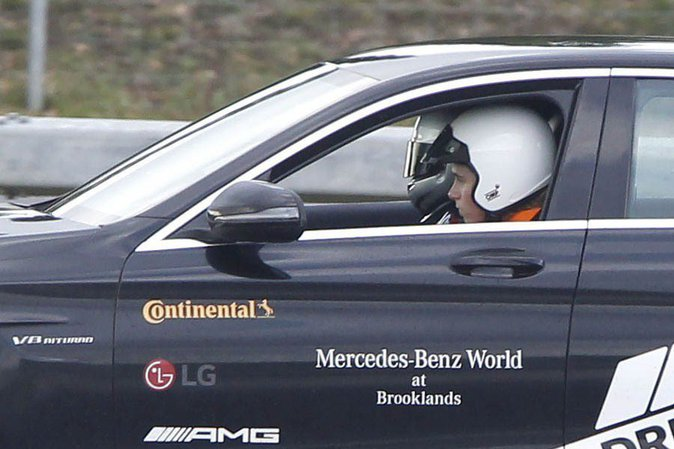 Brooklyn Beckham : En mode fast and furious