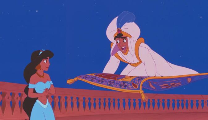 Les princesses Disney ont cependant évolué, laissant place à la diversité avec notamment Jasmine !