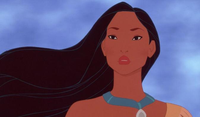 Les princesses Disney ont cependant évolué, laissant place à la diversité avec notamment Pocahontas !