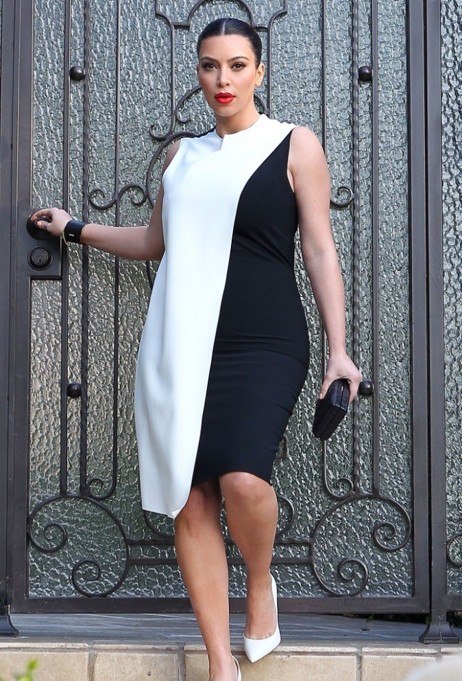 C'est une fille pour Kim Kardashian !