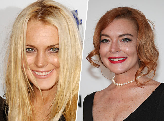 Cannes 2017 : Prise de poids ? Abus de chirurgie esthétique ? Lindsay Lohan est méconnaissable sur la Croisette !