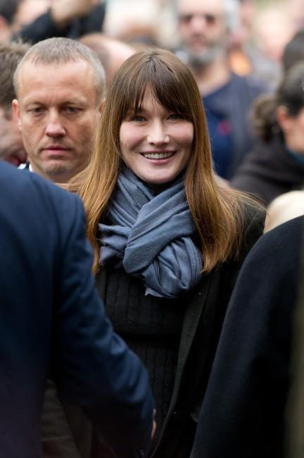 Carla Bruni : l'après Elysée !