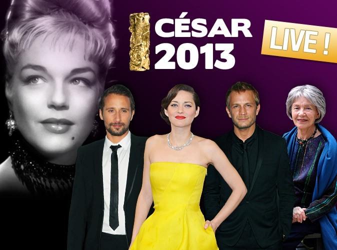 César 2013 : suivez la cérémonie en live et en images avec nous !