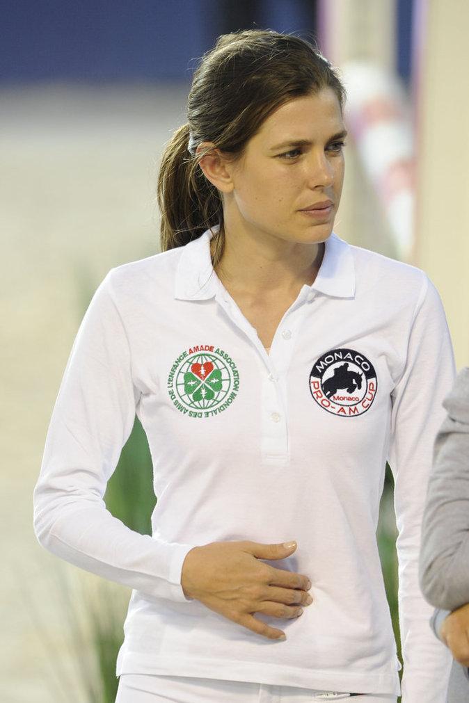 Charlotte Casiraghi à Monaco le 25 juin 2016