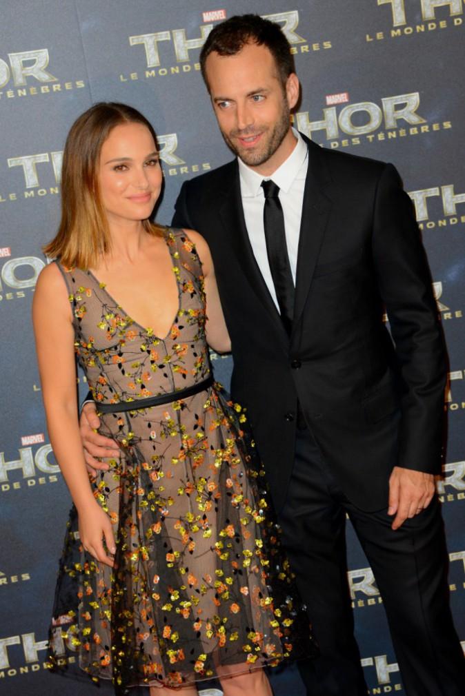 Natalie Portman – Son amoureux Benjamin Millepied, elle l'a rencontré sur le tournage de Black Swan en 2009. Depuis, elle ne le quitte plus ! A...
