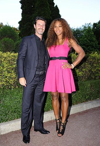 Serena Williams – Avec son coach français Patrick Mouratoglou ce serait le grand amour depuis 2012. Des premières rumeurs annoncent même que l...