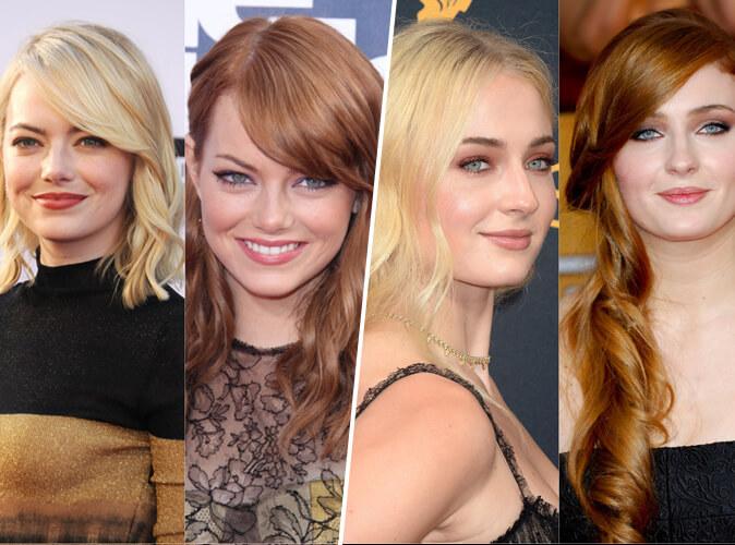 Cheveux : Emma Stone, Sophie Turner, Amy Adams... ces stars sont de fausses rousses !