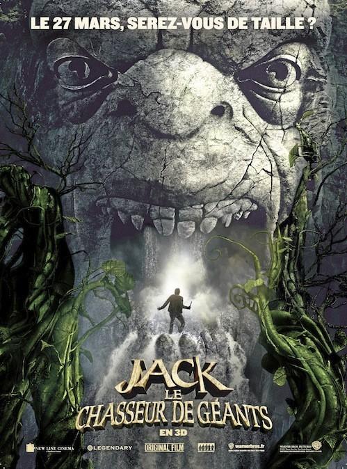Jack le chasseur de géants de Bryan Singer