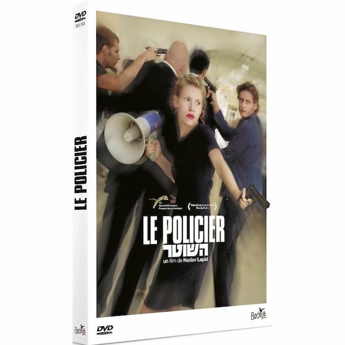 Le policier de Nadav Lapid, Bodega Films. 19,99 €.