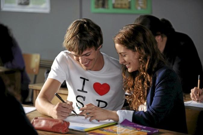 Sarah (Esther Comar) et Zachary (Vincent Perez)