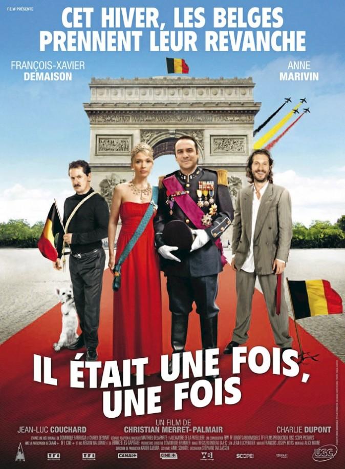 >> Au cinéma cette semaine : Il était une fois, une fois de Christian Merret-Palmair avec François-Xavier Demaisonet Anne Marivin (1h35)