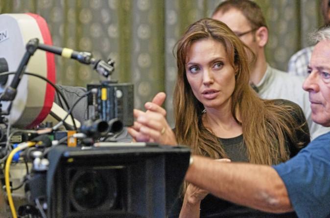 La première réalisation d'Angelina Jolie !