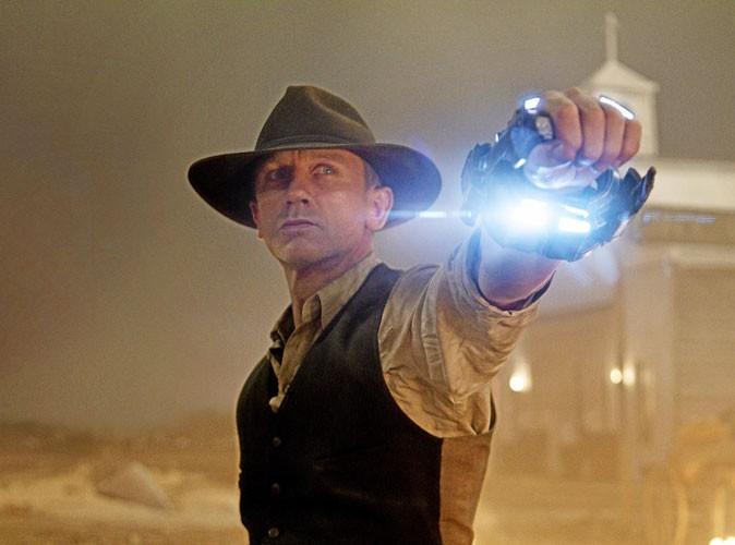 Ciné : Daniel Craig dans Cowboys & envahisseurs