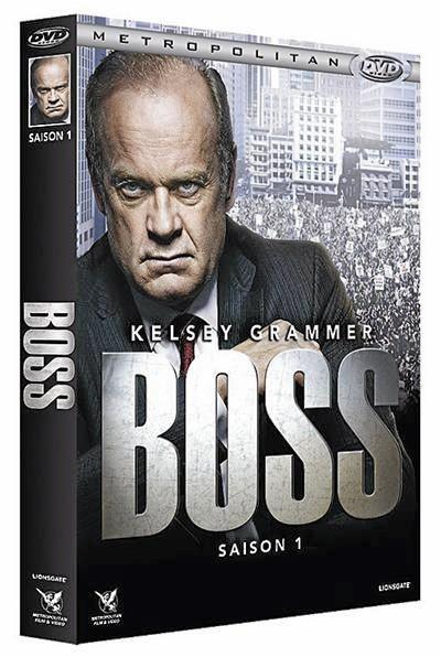 Boss – saison 1 Metropolitan. 39,99 €